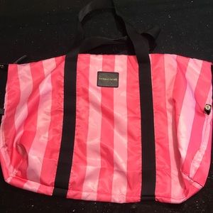 Victorias Secret WeekenderTote Bag Dual Strap EUC
